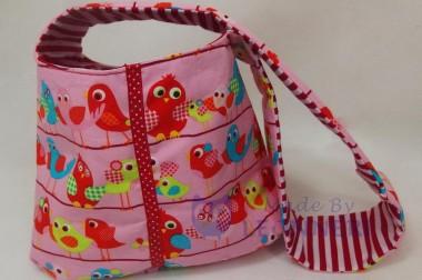 Eine kunterbunte Kindertasche