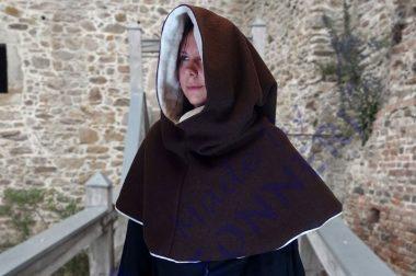 Gugel für Fans des Mittelalters