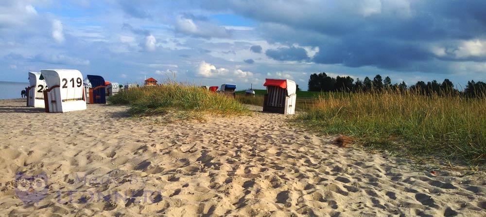 Entspannung an der Nordsee