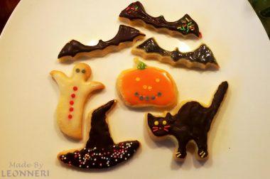 Anleitung: Leckere Halloween Plätzchen