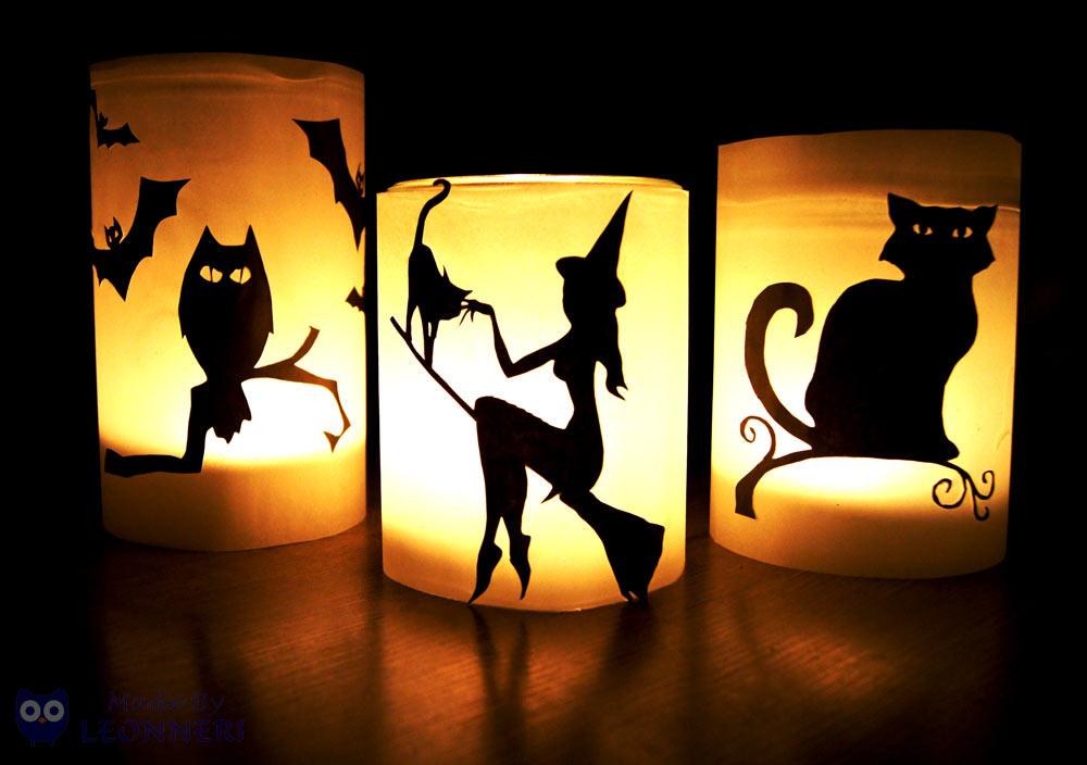 stimmungsvolle Windlichter bringen Licht uns Dunkel