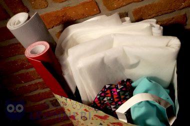 Weihnachtsrabatte beim Stoffe shoppen nutzen