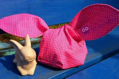 Beutel mit Schlappohren – Ostern kann kommen