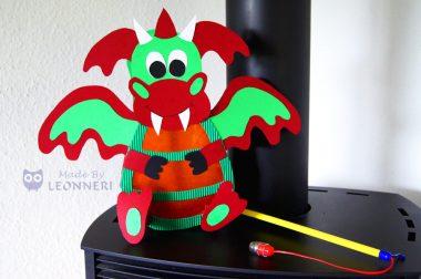Eine Laterne für Drachenfans