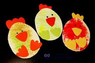 Anleitung: Süße Osterküken basteln