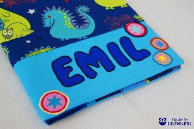 Eine U-Heft-Hülle für den kleinen Emil