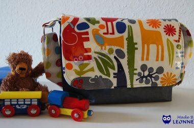 Bunte Kindertaschen